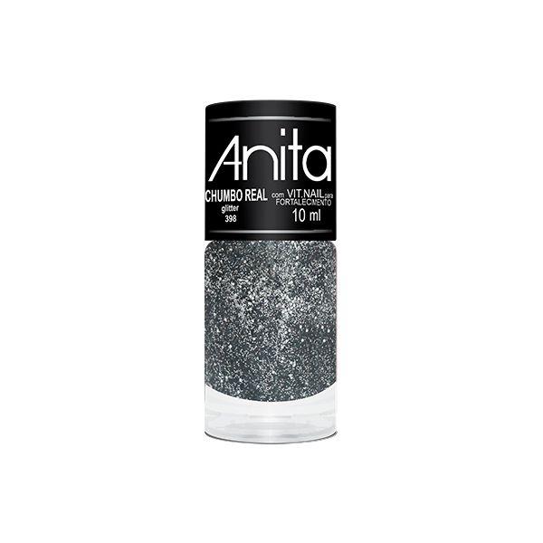 Esmalte Chumbo Real Anita 10ml.