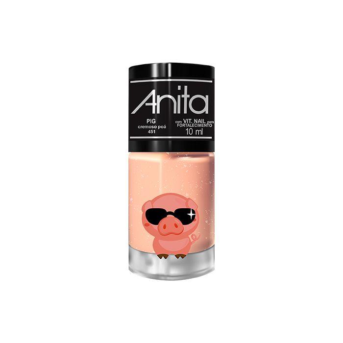 Esmalte Pig Anita 10ml.