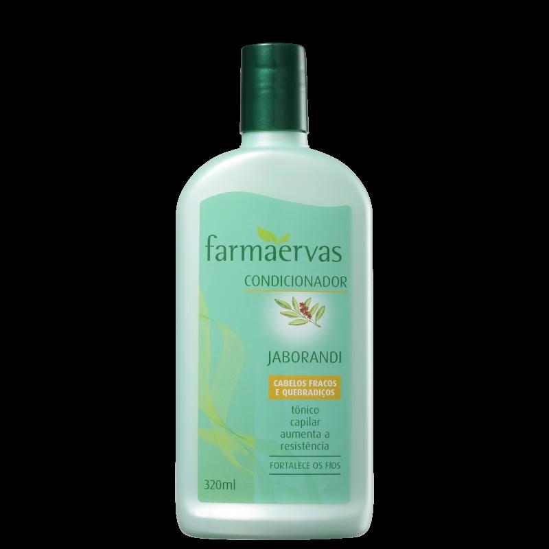Farmaervas Jaborandi Condicionador 320ml.