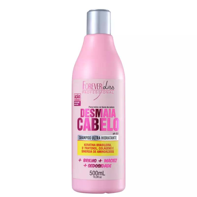 Forever Liss Professional Desmaia Cabelo - Shampoo 500ml.