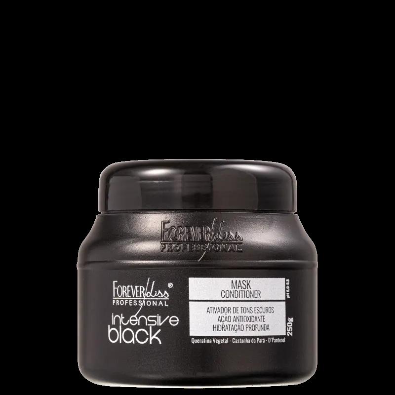 Forever Liss Professional Intensive Black Máscara Tonalizante 250g.