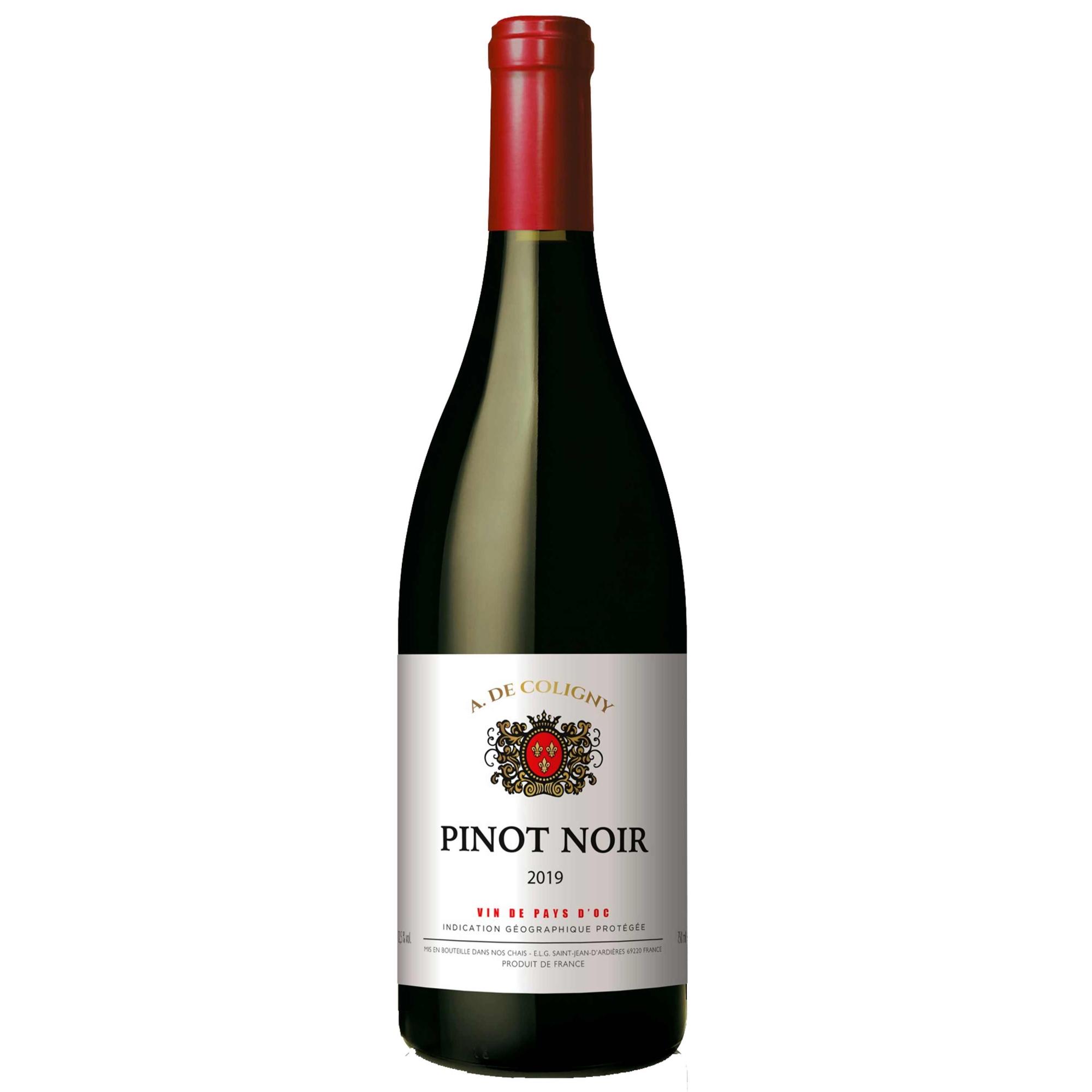 A. De Coligny  Pinot Noir