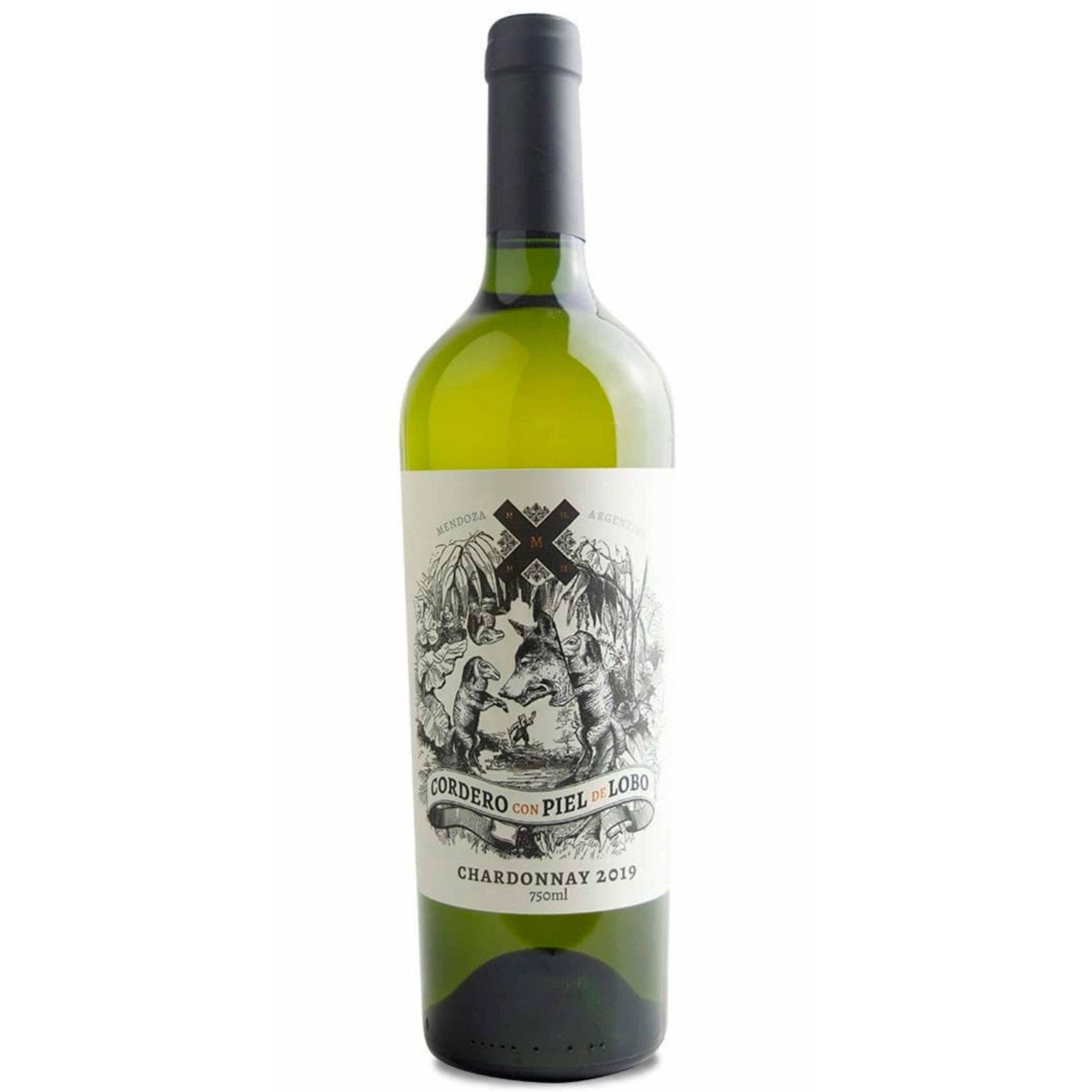 Cordero Con Piel de Lobo Chardonnay
