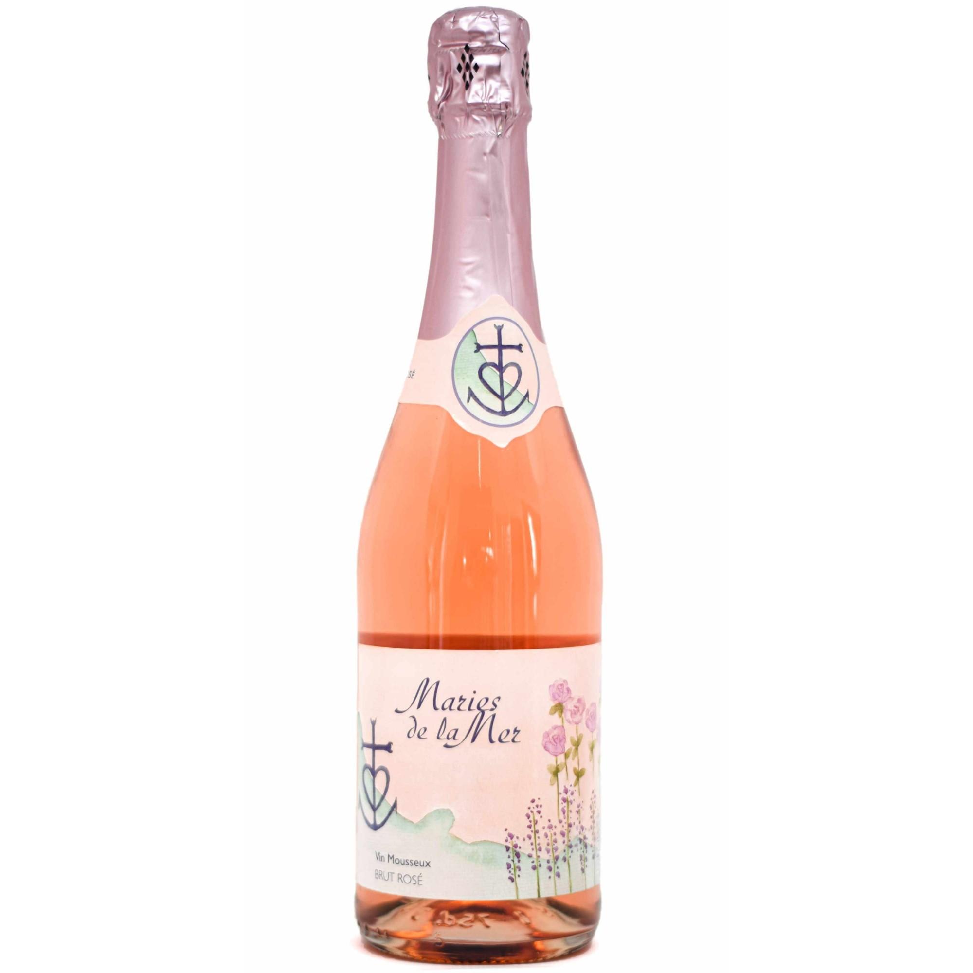 Espumante Rosé de Provence Maries de la Mer