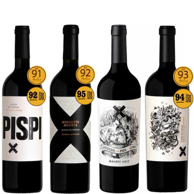 Kit Mosquita Muerta Wines