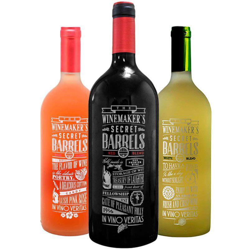 Kit Secret Barrel Winemaker's