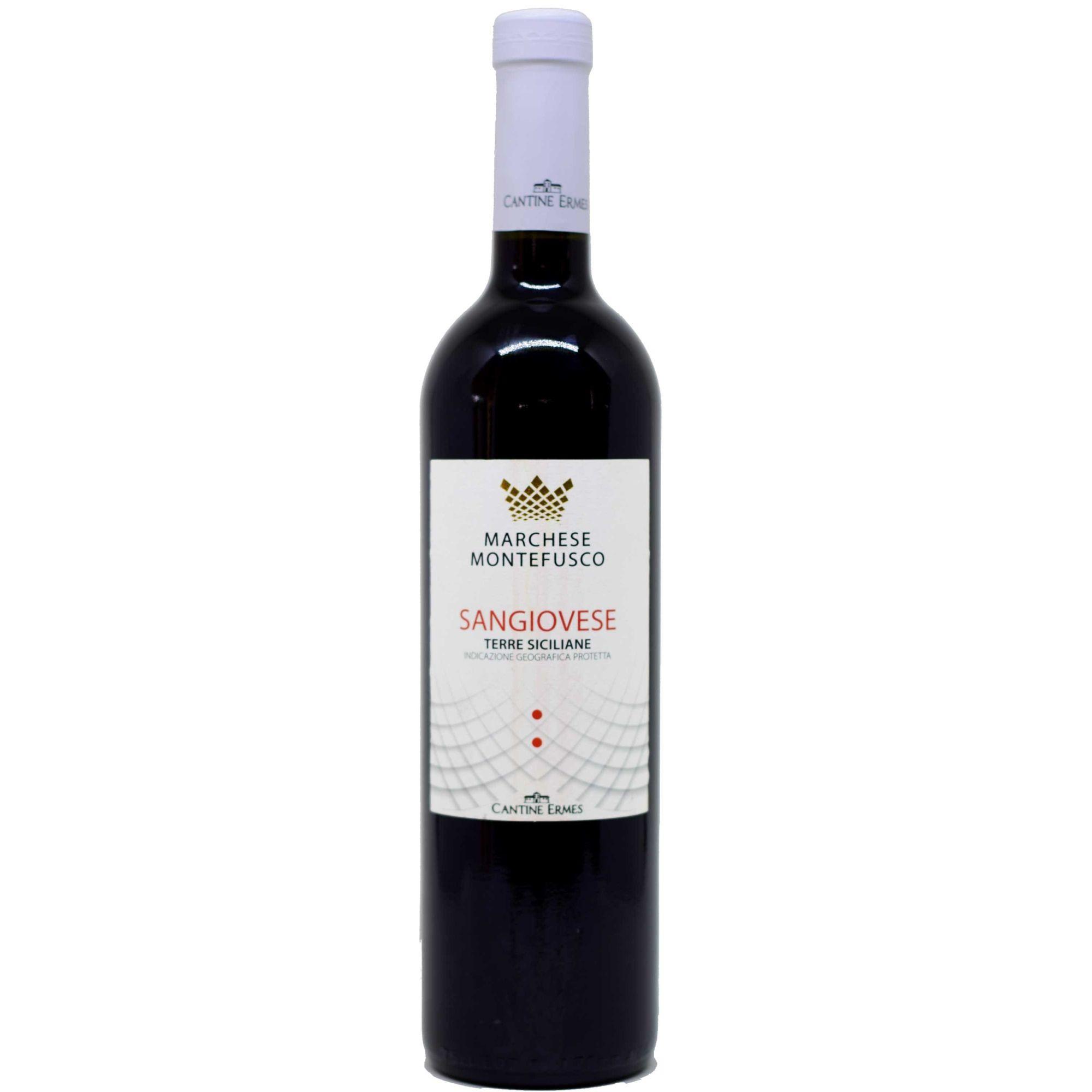 Vinho Marchese Montefusco Sangiovese IGP