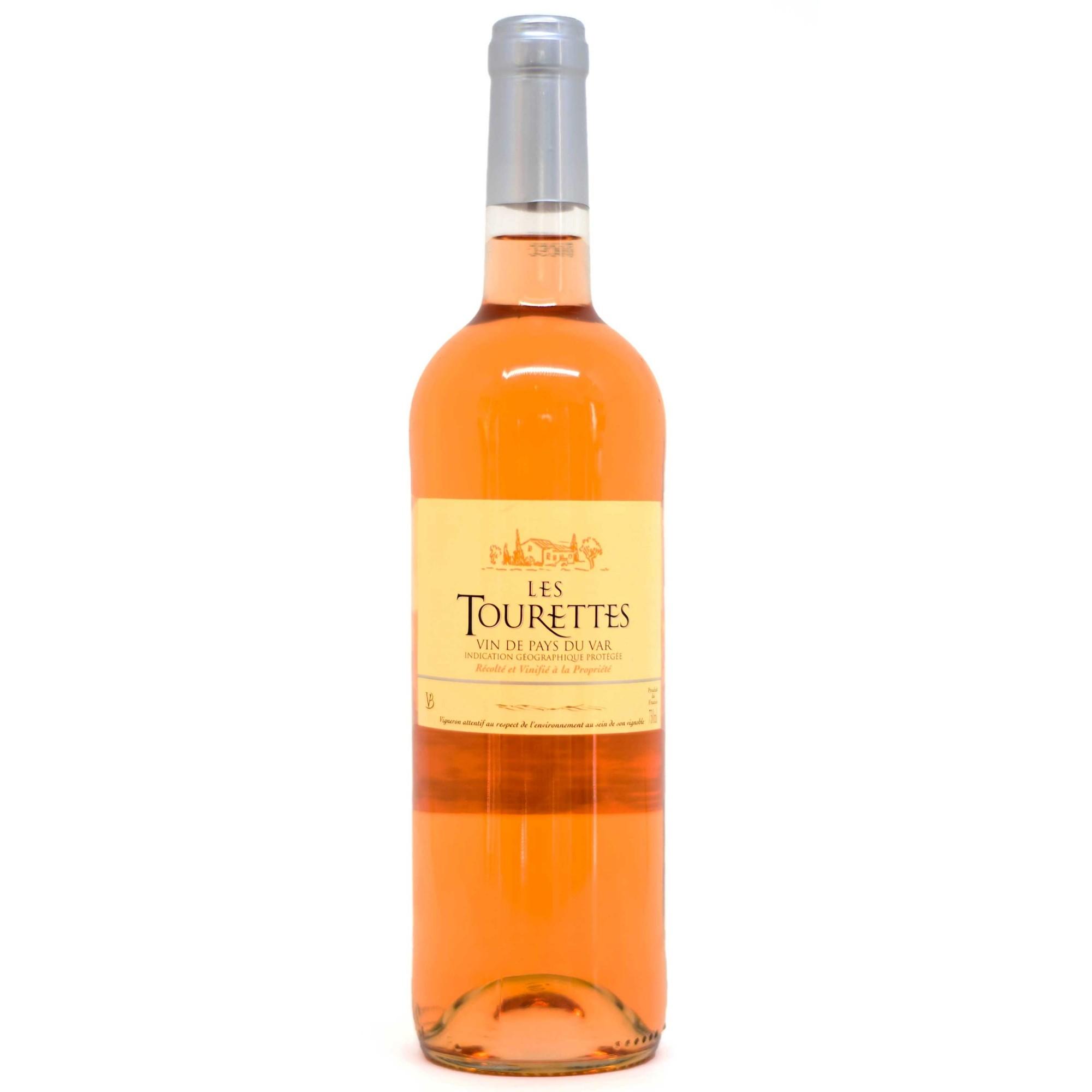 Rosé de Provence Les Tourettes