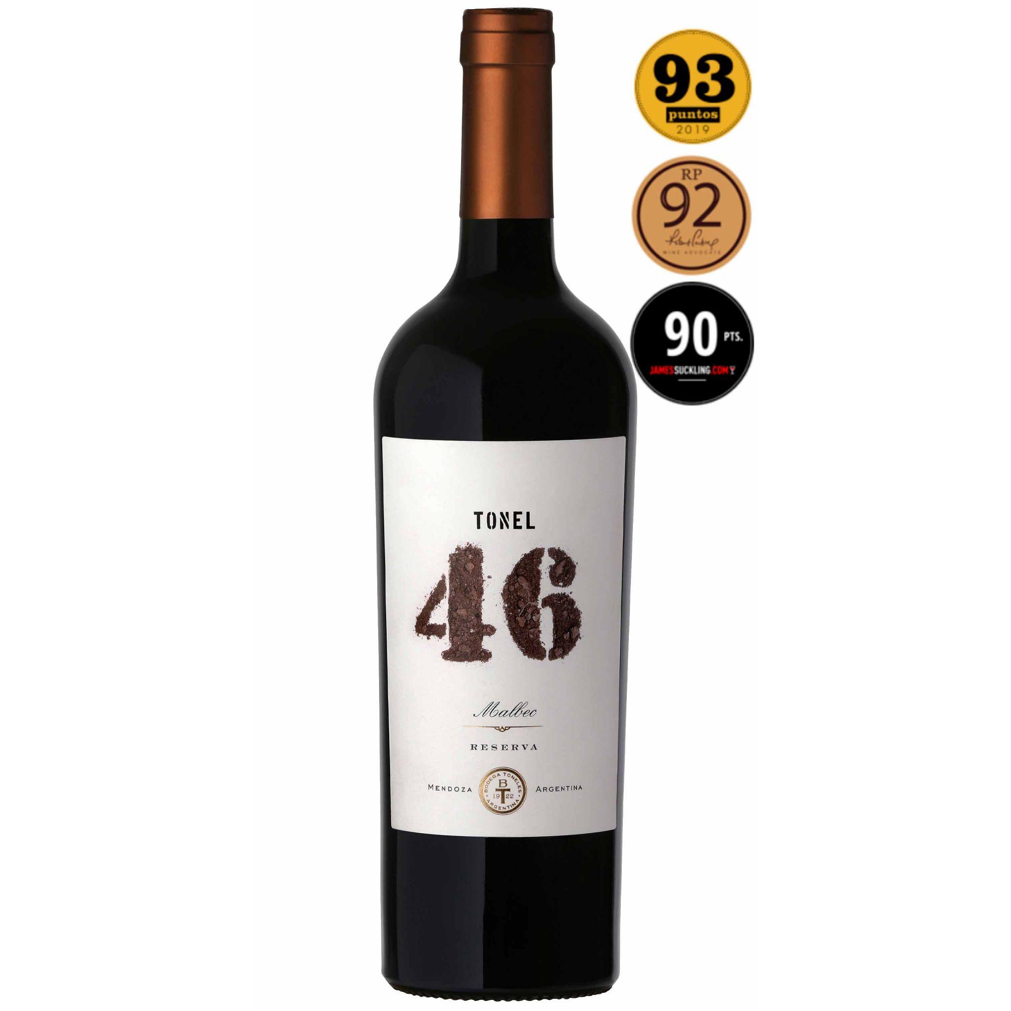Tonel 46 Reserva Malbec