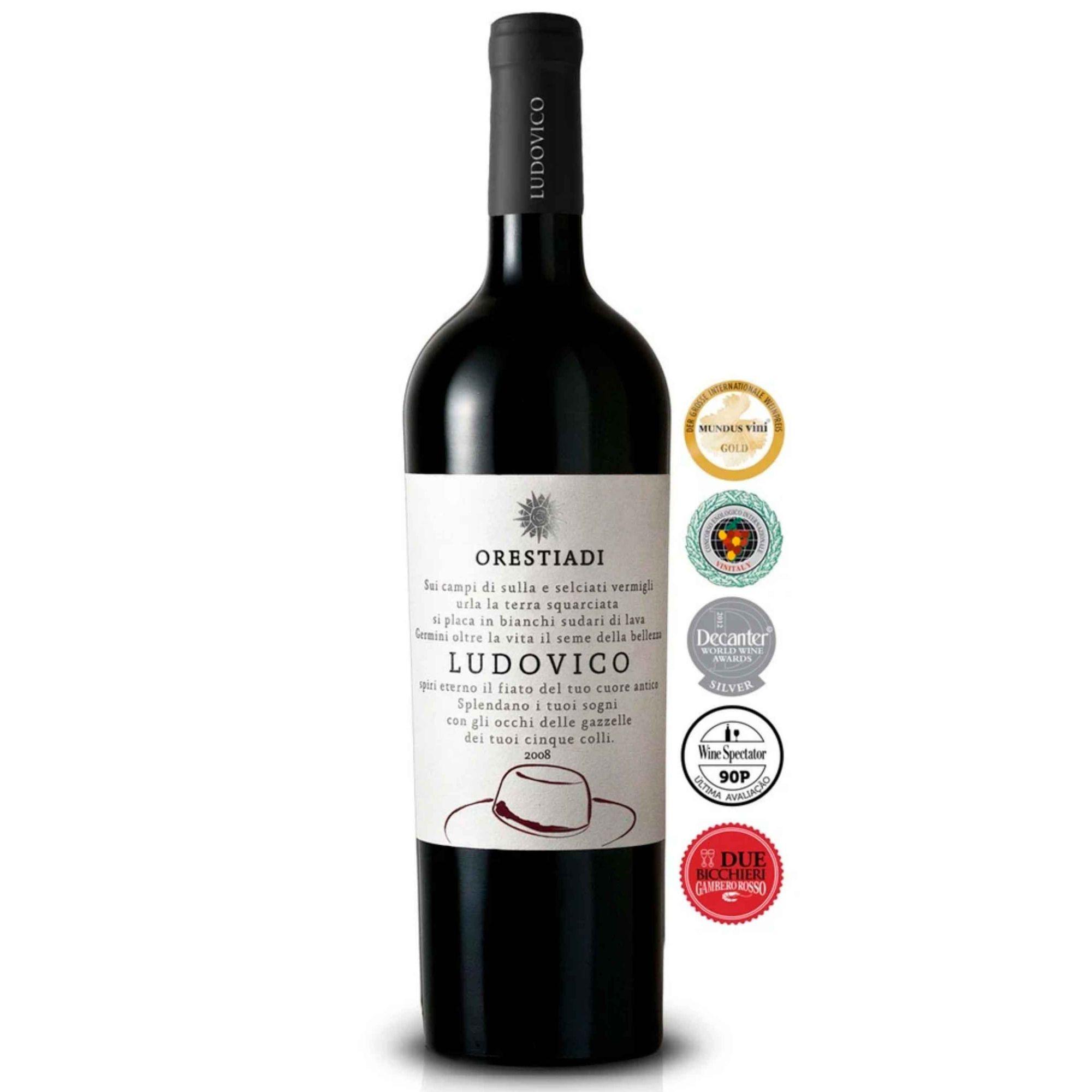 Vinho Ludovico IGT Sicília