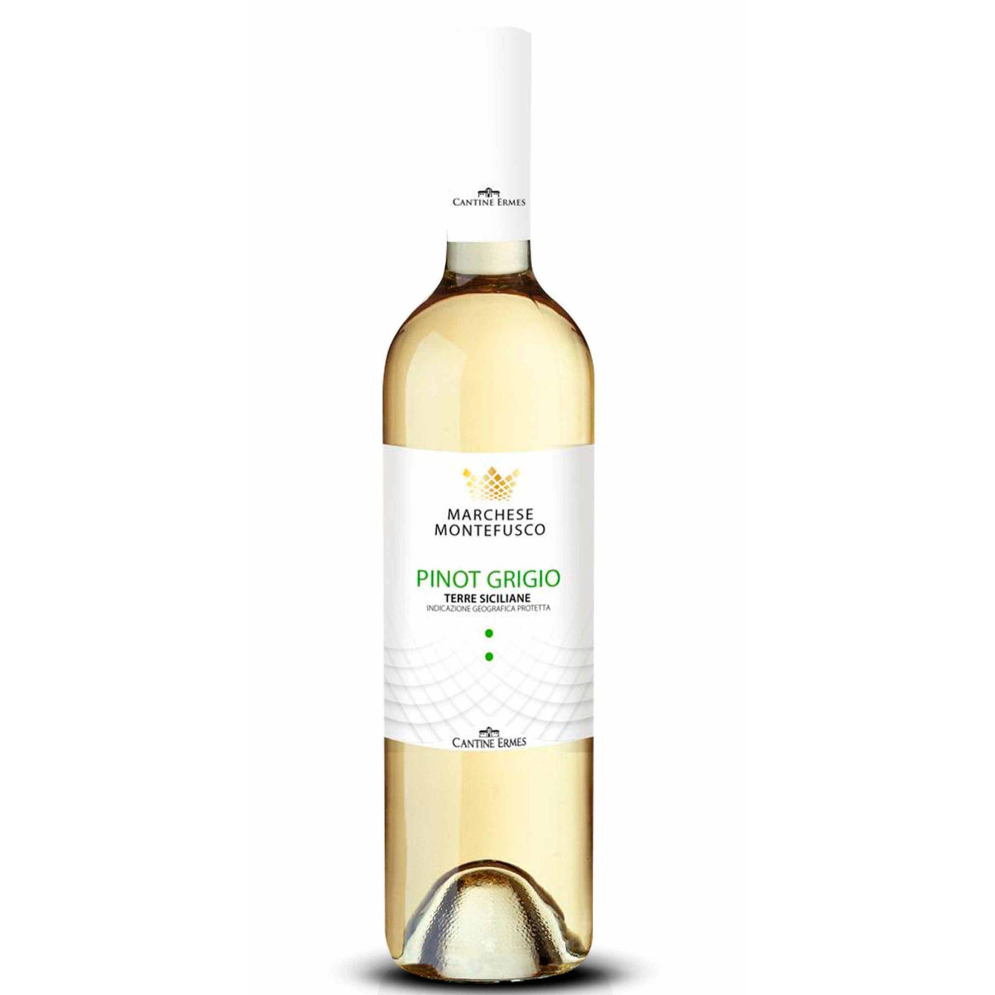 Vinho Marchese Montefusco Pinot Grigio IGT