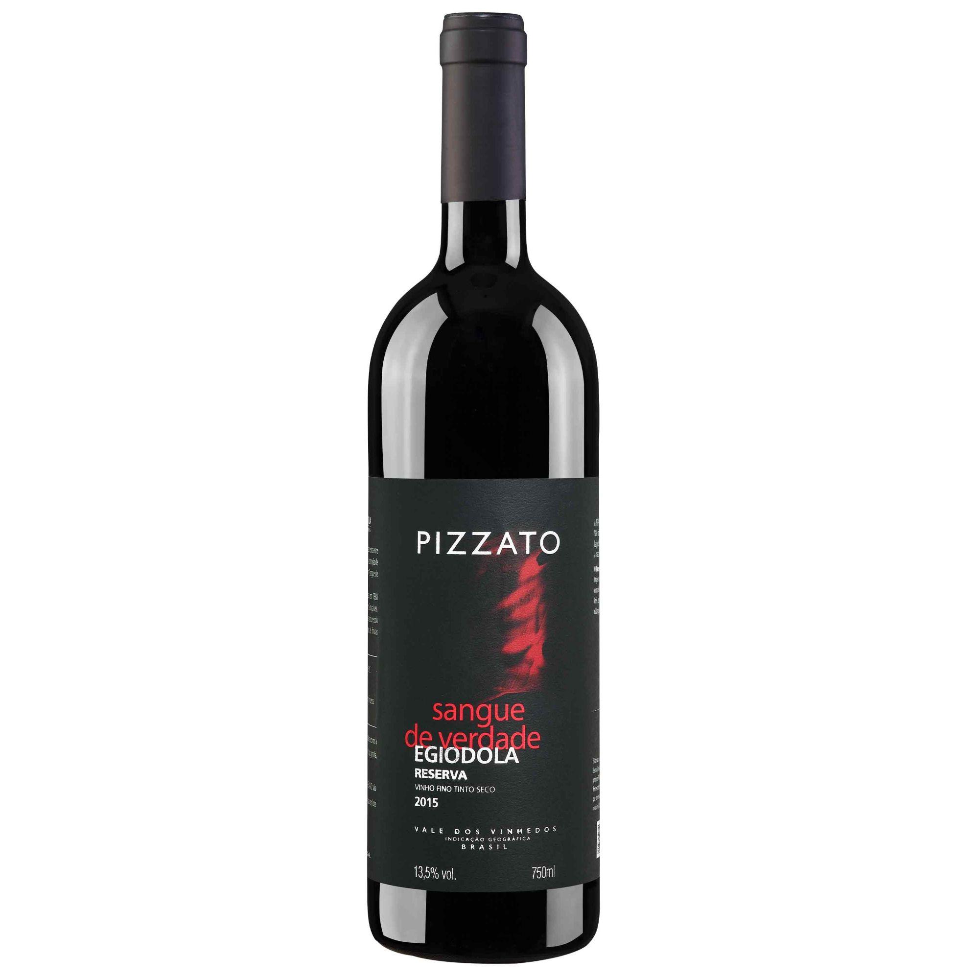 Vinho Pizzato Egiodola Reserva