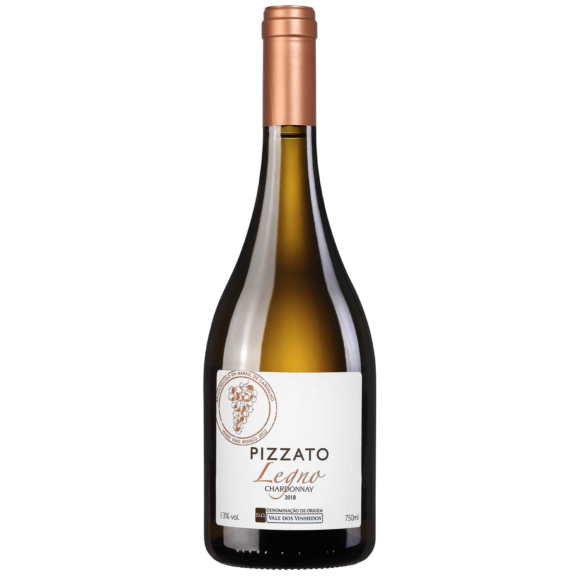 Vinho Pizzato Legno Chardonnay