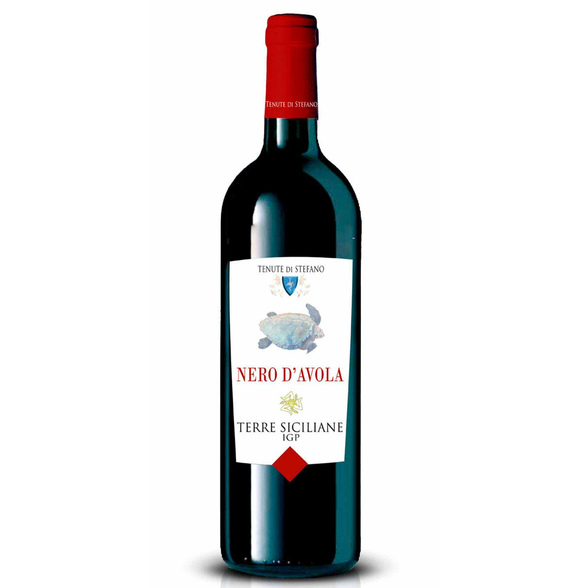 Vinho Tenute De Stefano Nero D'Avola