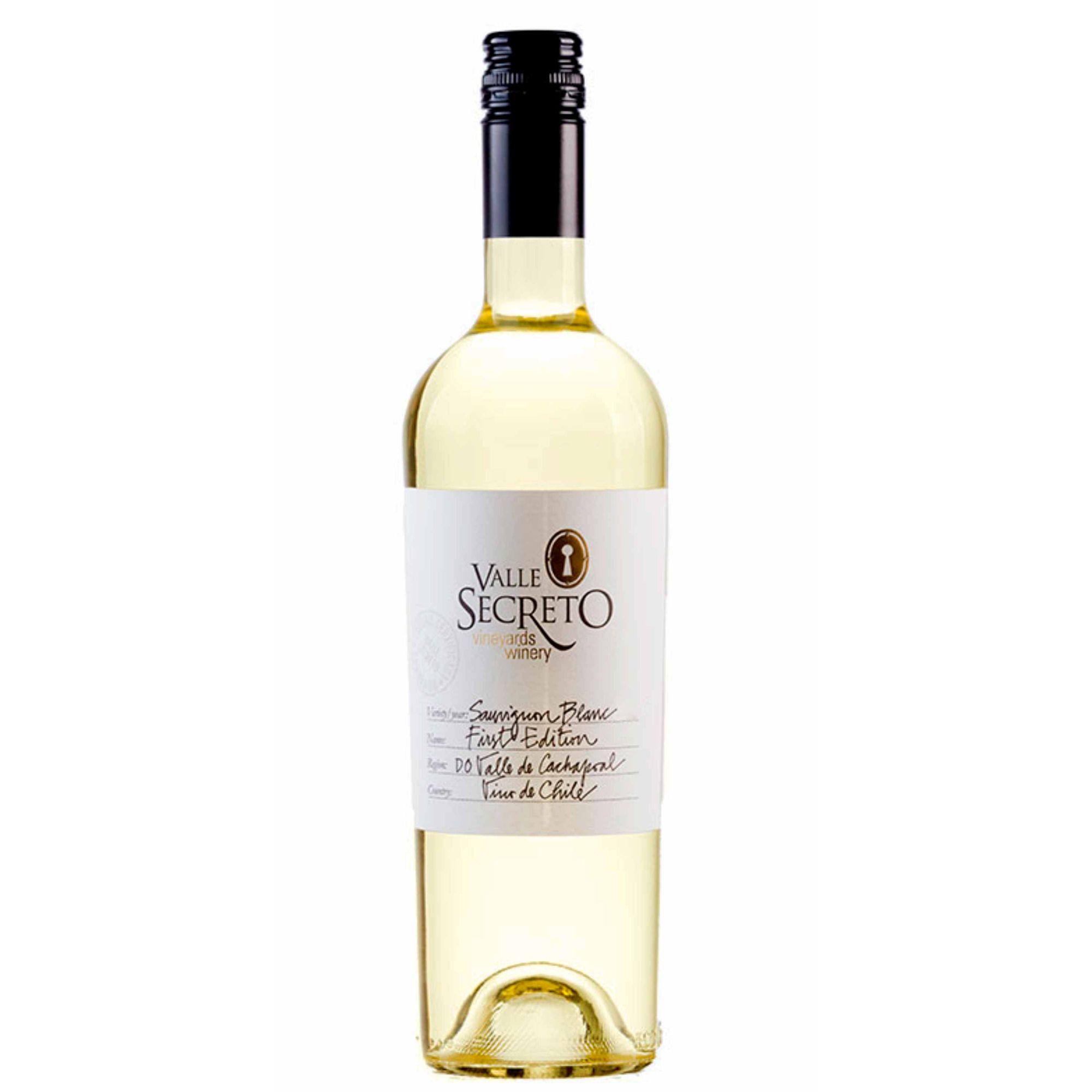 Vinho Valle Secreto Sauvignon Blanc