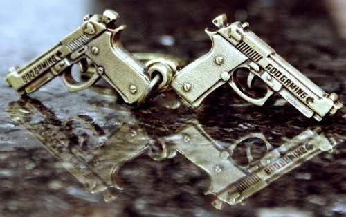 Chaveiro Armas Dual Berretas Counter Strike Csgo