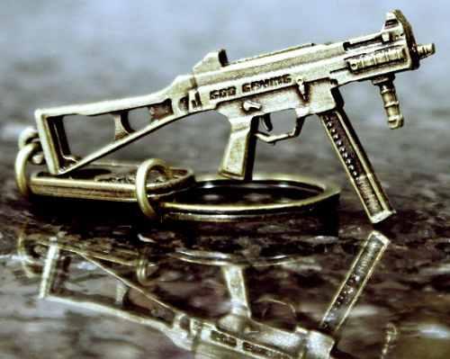 Chaveiro Armas Ump Counter Strike Csgo