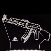 Luminária AK-47