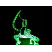 Luminária Personalizada Exclusiva a partir da sua Imagem Favorita