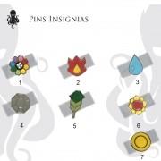 Pins Insignias