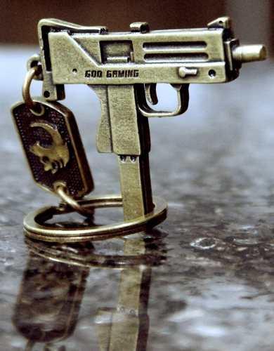 Chaveiro Armas Mac-10 Counter Strike Csgo