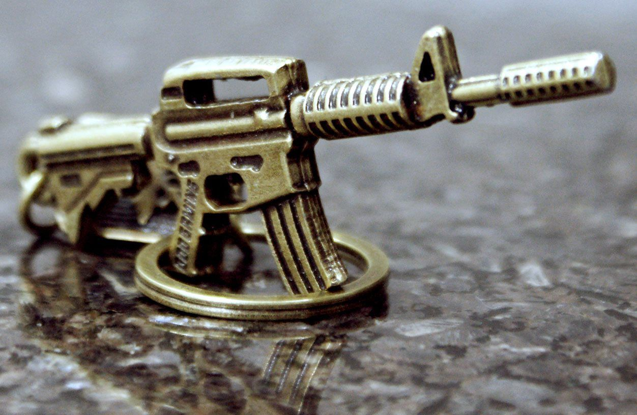 Chaveiros do Global M4A1-S