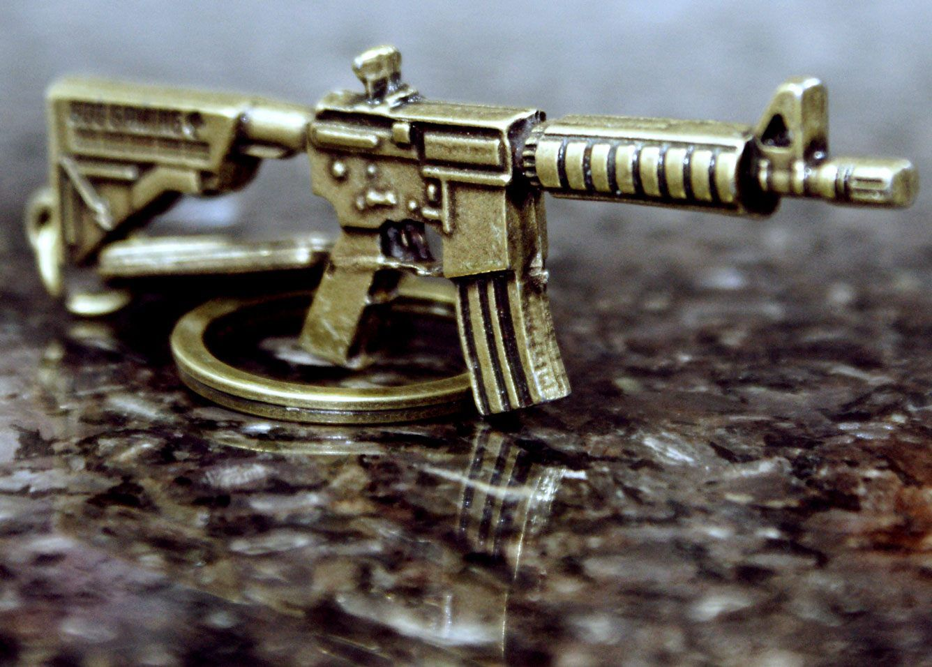 Chaveiro do Global M4A4