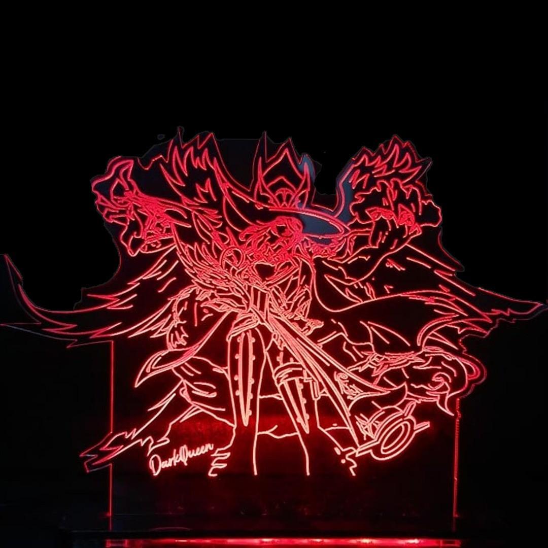Luminária Personalizada  LED- alta intensidade