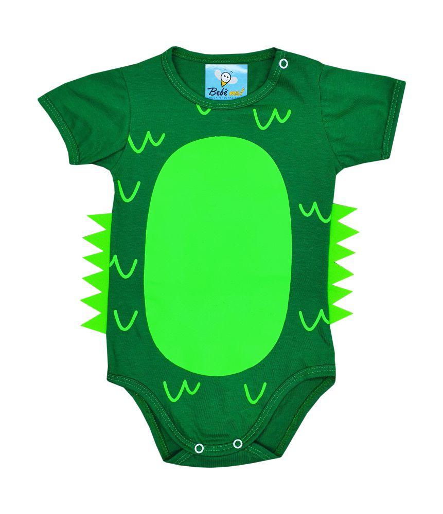 Body de Bebê Dinossauro Divertido