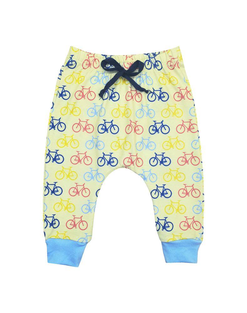 Calça Bebê Saruel Bicicletas