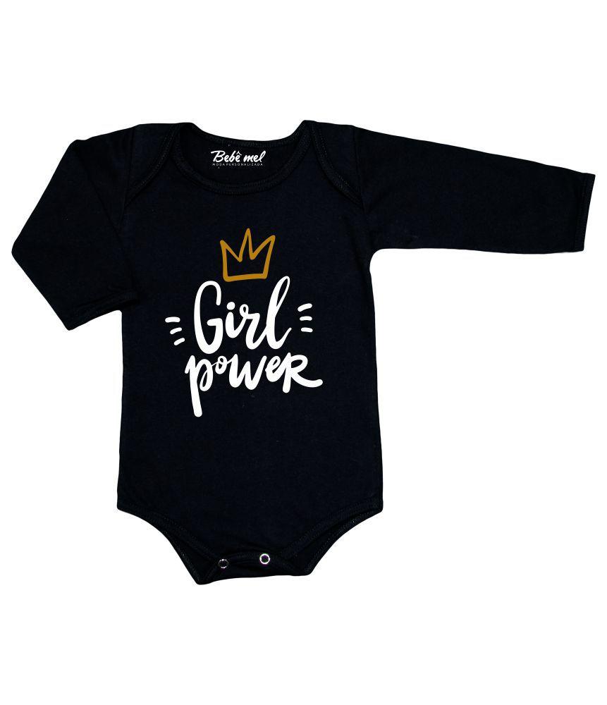 Conjunto Bebê 3 Peças Body Calça Touca Girl Power
