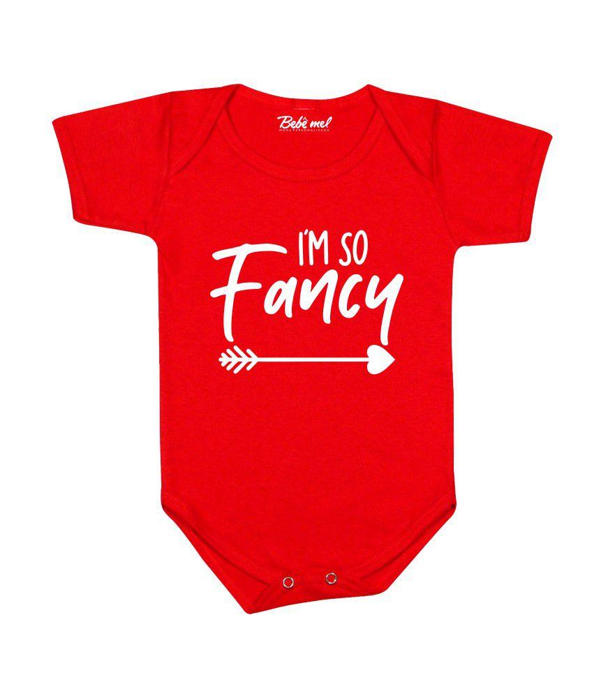 Conjunto Bebê Estiloso I´m So Fancy