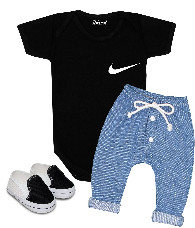 Conjunto Estiloso Bebê Nike