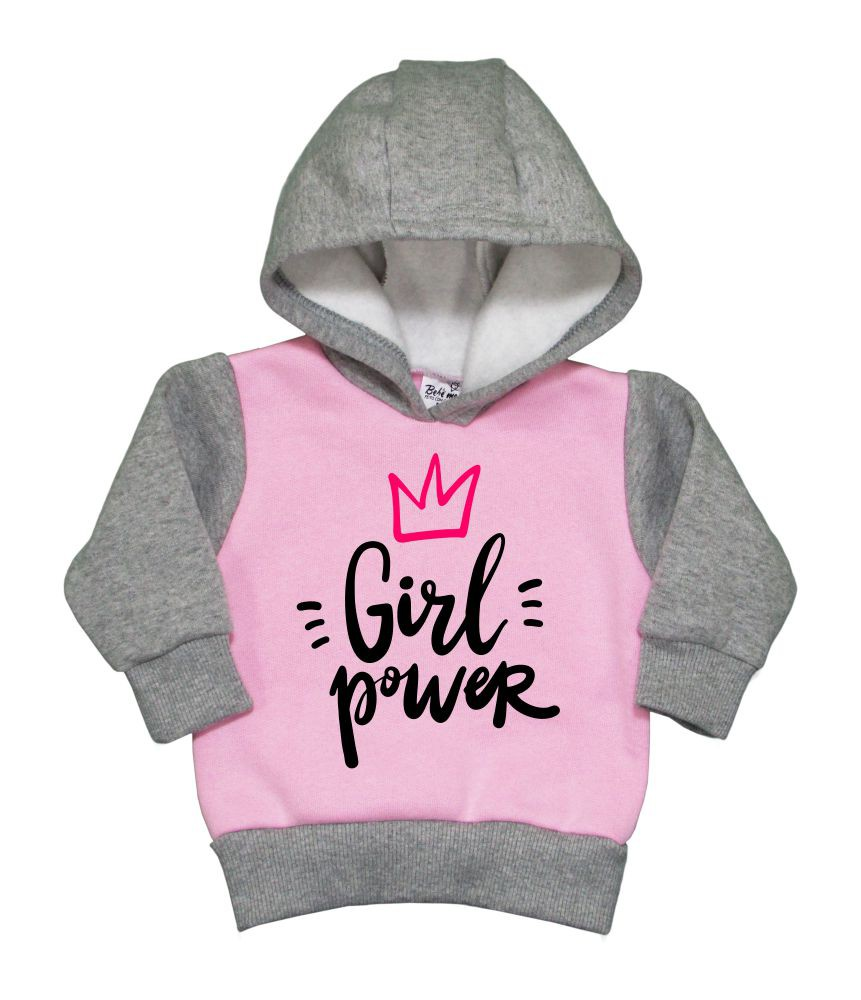 Conjunto Moletom Girl Power