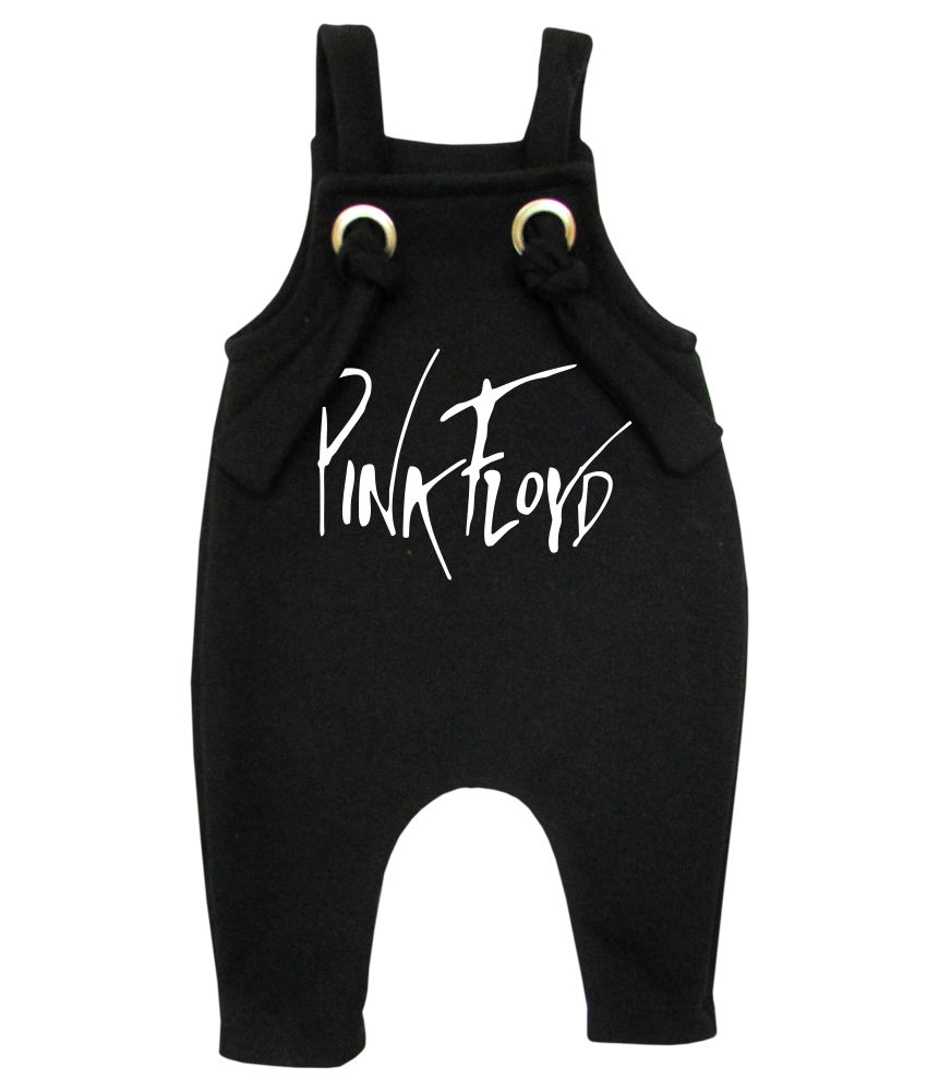 Jardineira Para bebê Macacão Rock Banda Pink Floyd