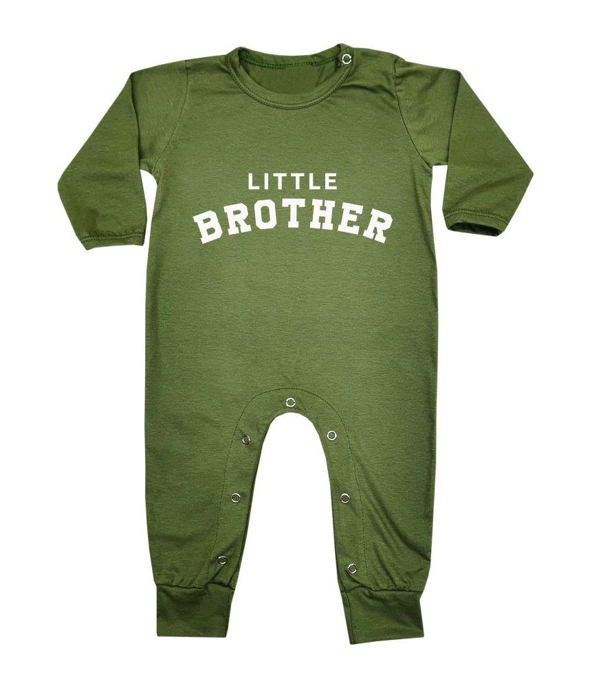 Macacão Bebê Longo Little Brother