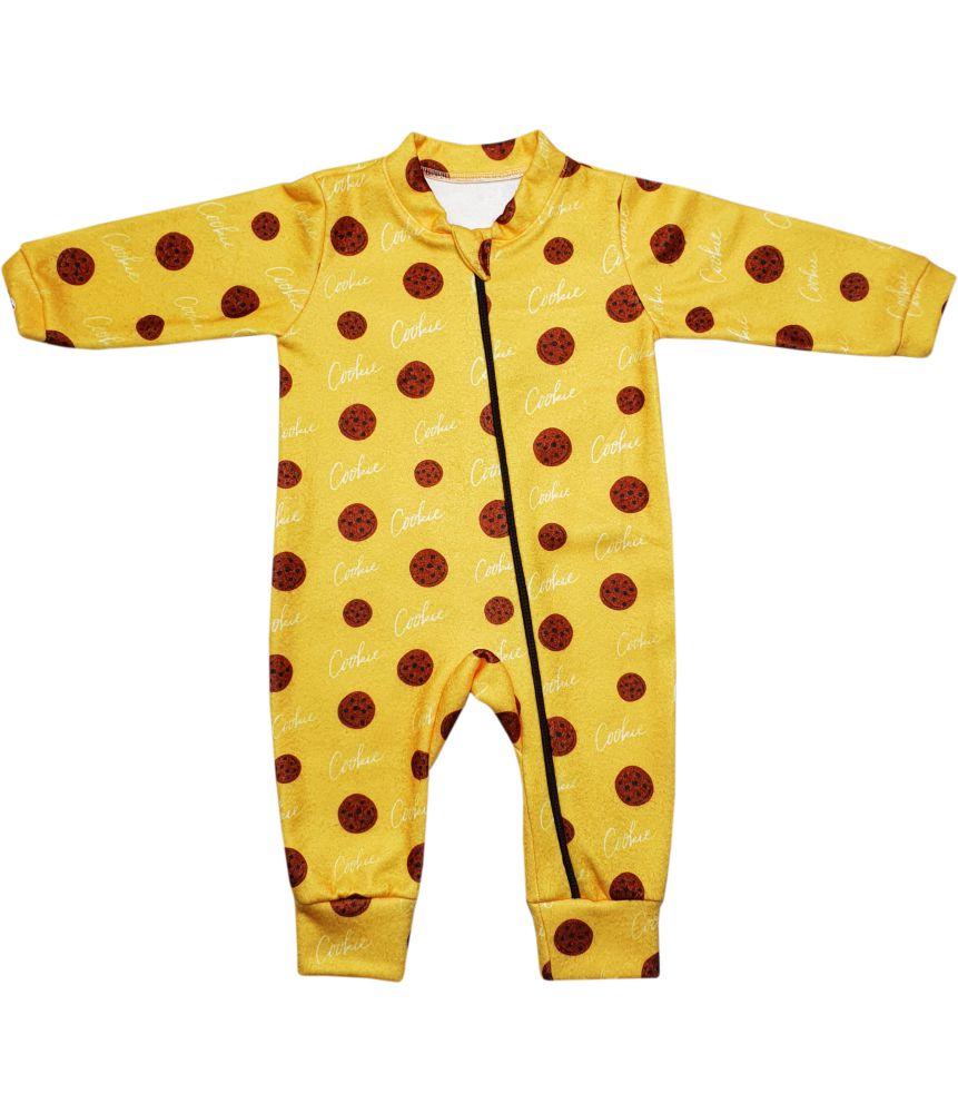 Macacão bebê Longo Soft Cookie