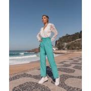 Calça Adriana Verde Água