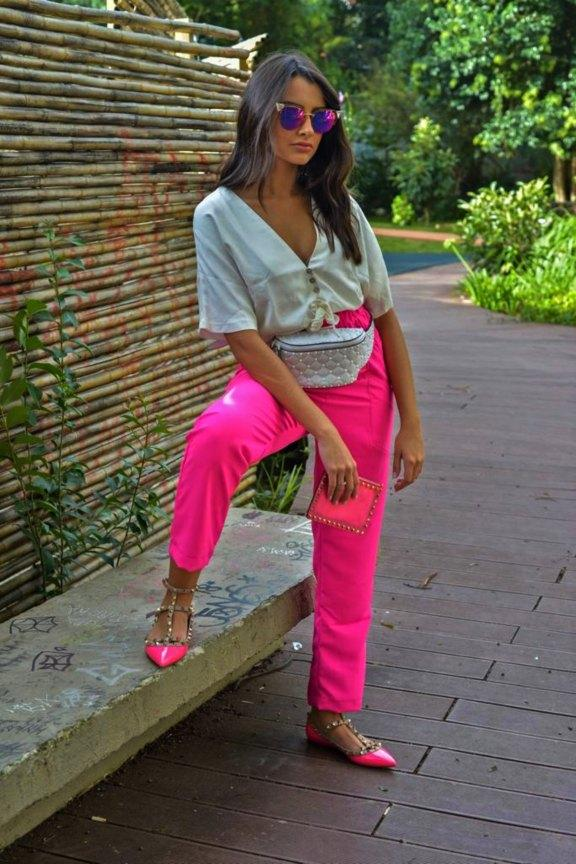 Calça Adriana Rosa