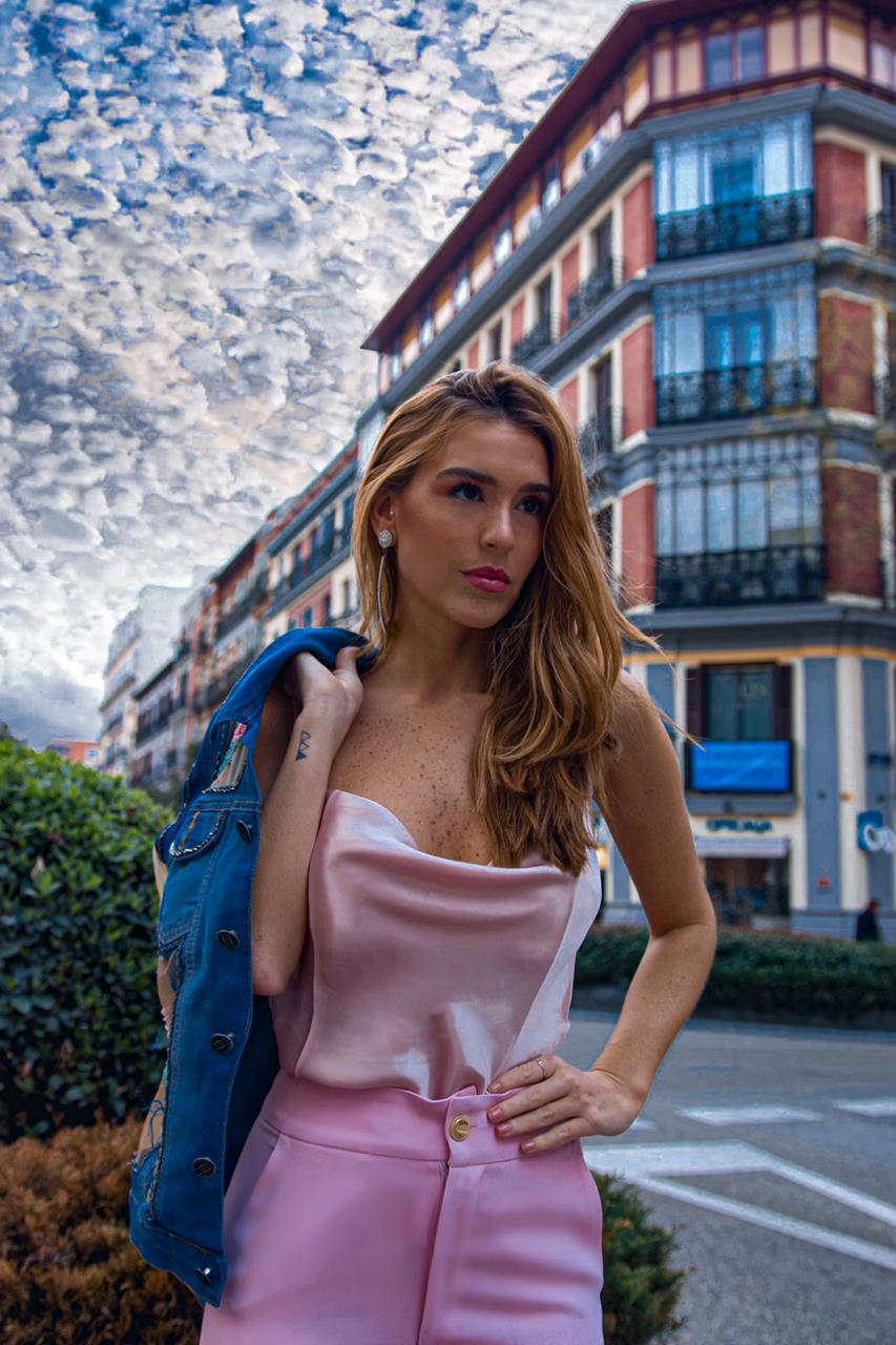 REGATA DE SEDA MARIAH