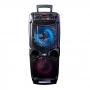 Caixa de Som Bluetooth Amplificada 120W Autonomia de 5 Horas C10 Bright