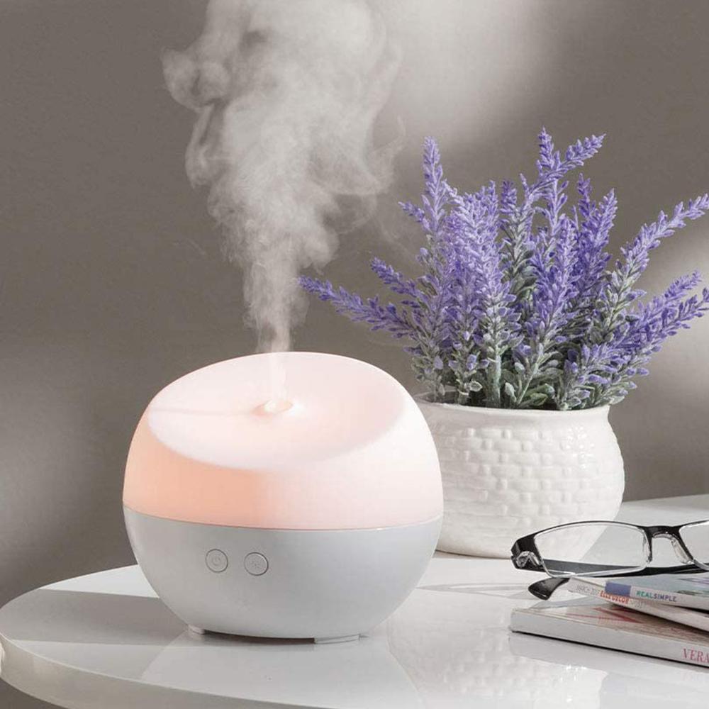 Aromatizador difusor de aromas e umidificador ultrassônico