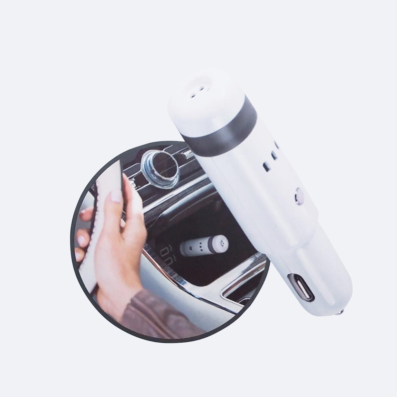 Aromatizador veicular e umidificador difusor p/ Carro Ellia