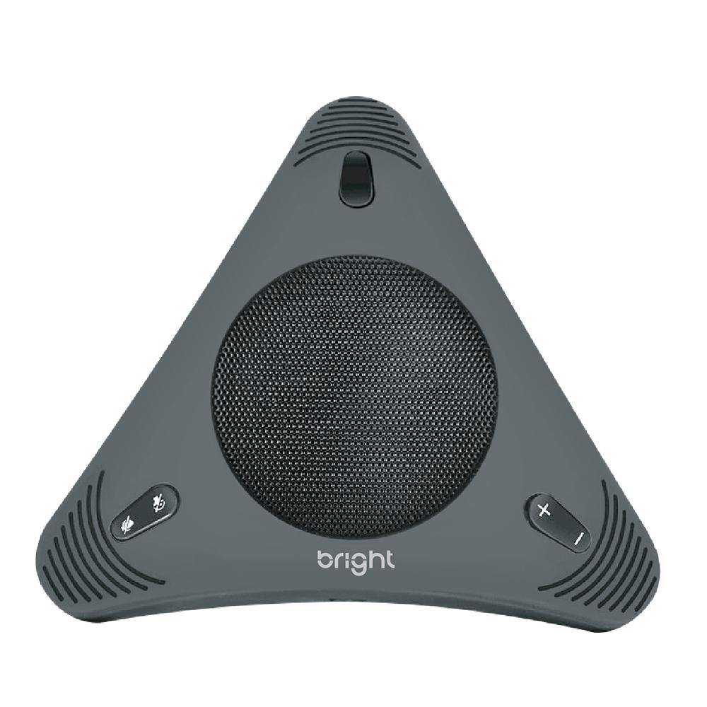 Audioconferência Portátil Bright Omnidirecional  - BRIGHT