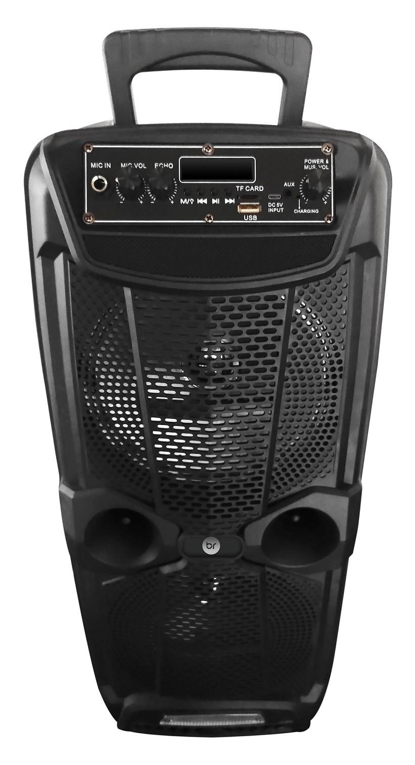 Caixa de Som Bluetooth Amplificada 120W Autonomia de 5 Horas C10 Bright  - BRIGHT