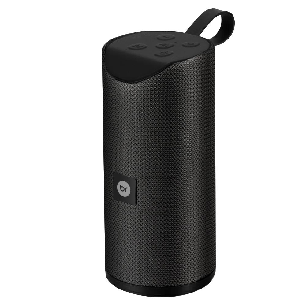 Caixa de Som Bluetooth Entrada Micro Sd Rádio Fm C01 Bright  - BRIGHT