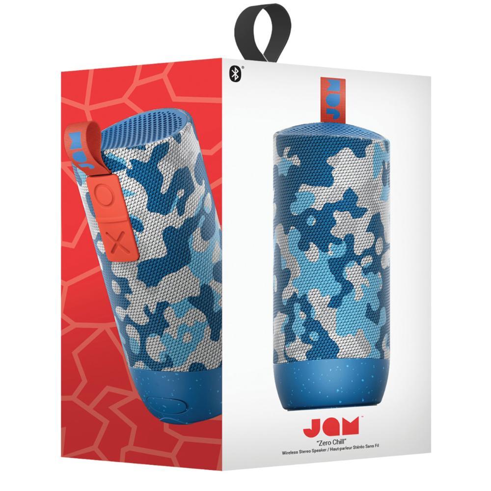 Caixa de Som Bluetooth portátil Zero Chill Jam HX-P606CF  - BRIGHT