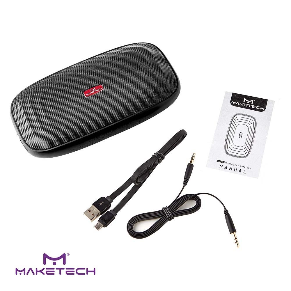 Caixa De Som Maketech Bluetooth BTS-11 - Maketeck