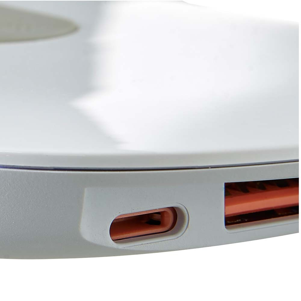 Carregador 2 Em 1 Portátil E Por Indução BTW-501 Maketech