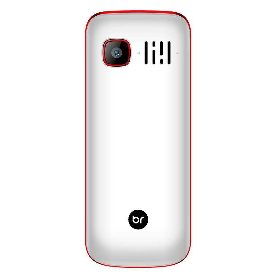 Celular Barra Dual Chip Câmera MP3 e Bluetooth Bright 498